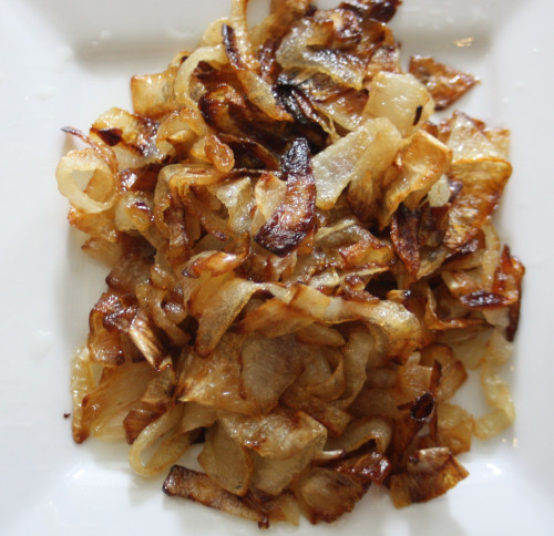 Case 3: Perfectly caramelized onions after 40 minutes.