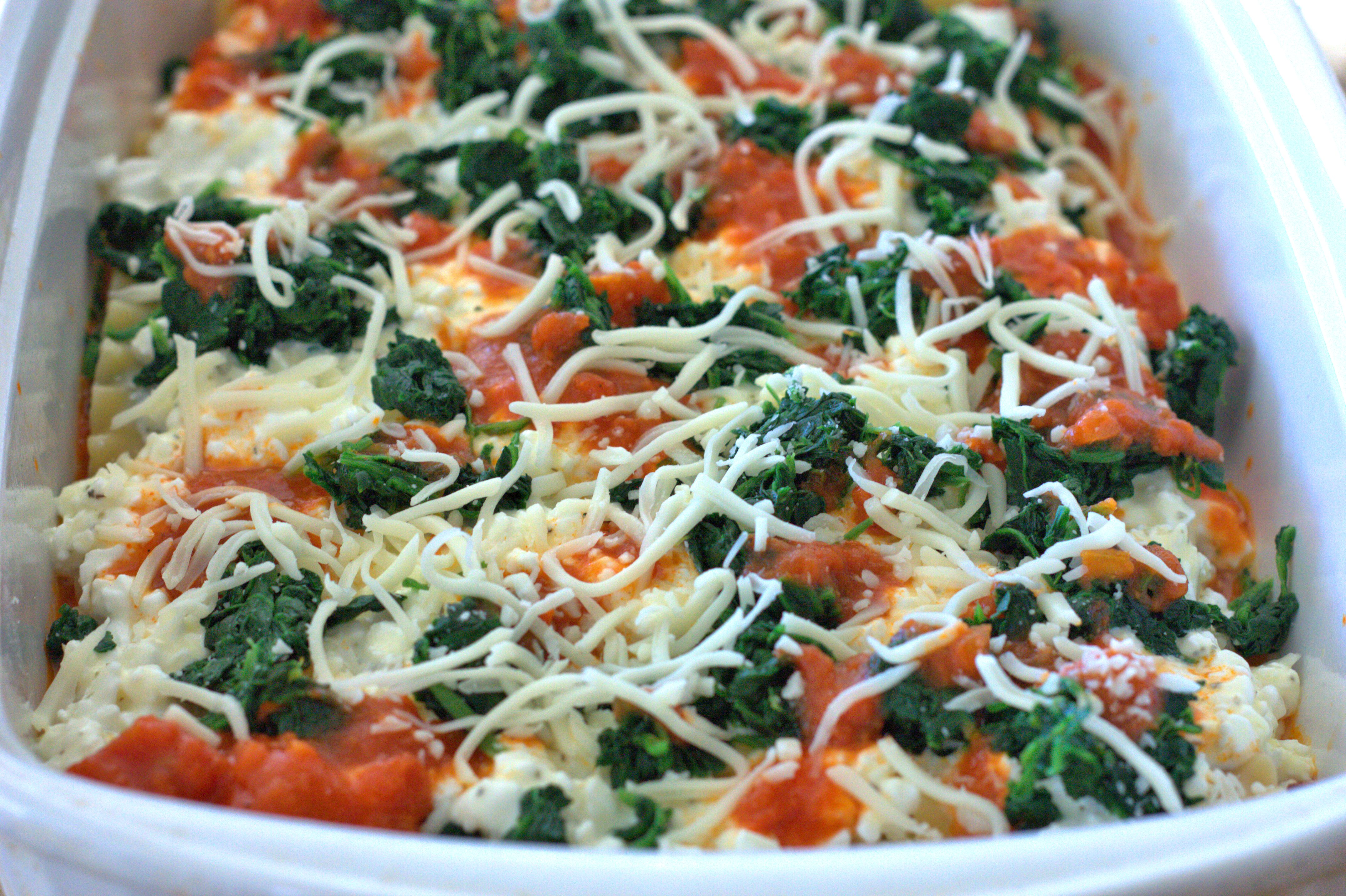 Elegant The First Tweak I Made To The Recipe Was The Cheese Filler. Growing Up, My  Mom Always Made A Lighter Version Of Lasagna Using Cottage Cheese Instead  Of ...