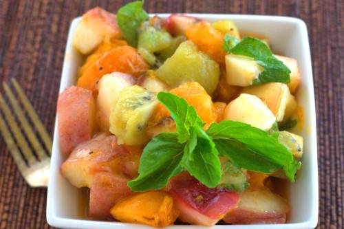 Grilled Fuit Salad