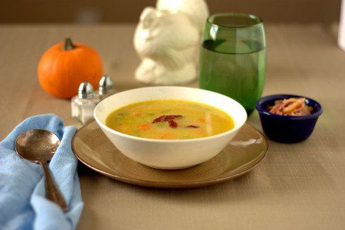 sweet Potato Chowder