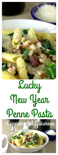 Lucky New Year Pasta