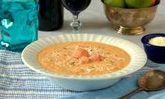 Langostino Lobster Bisque
