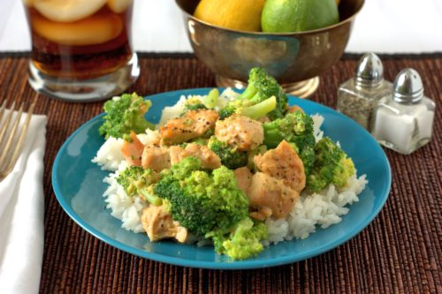 Broccoli and Chicken4