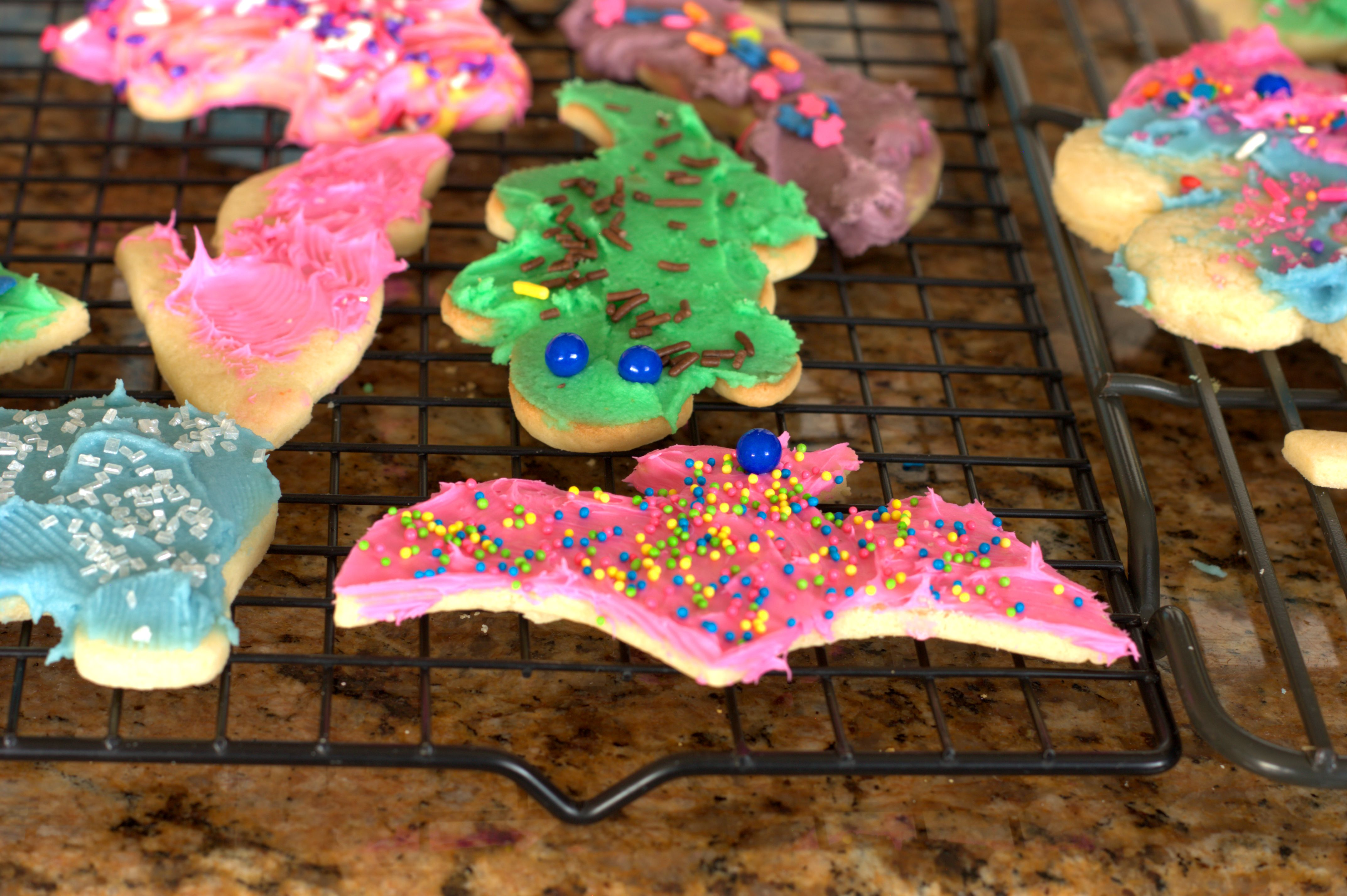 sugar cookie decorating birthday party - Sugar Cookie Decorating