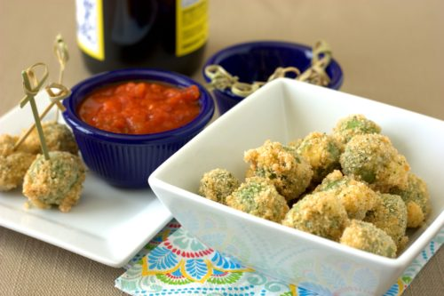 Fried Olives