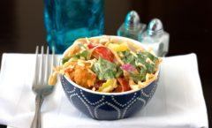 Hot&Spicy Hero Salad