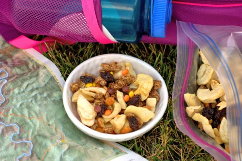 Baked Apple Trail Mix