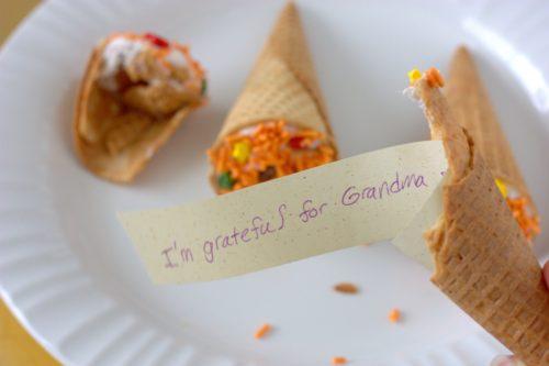 cornucopia gratefulness cookies