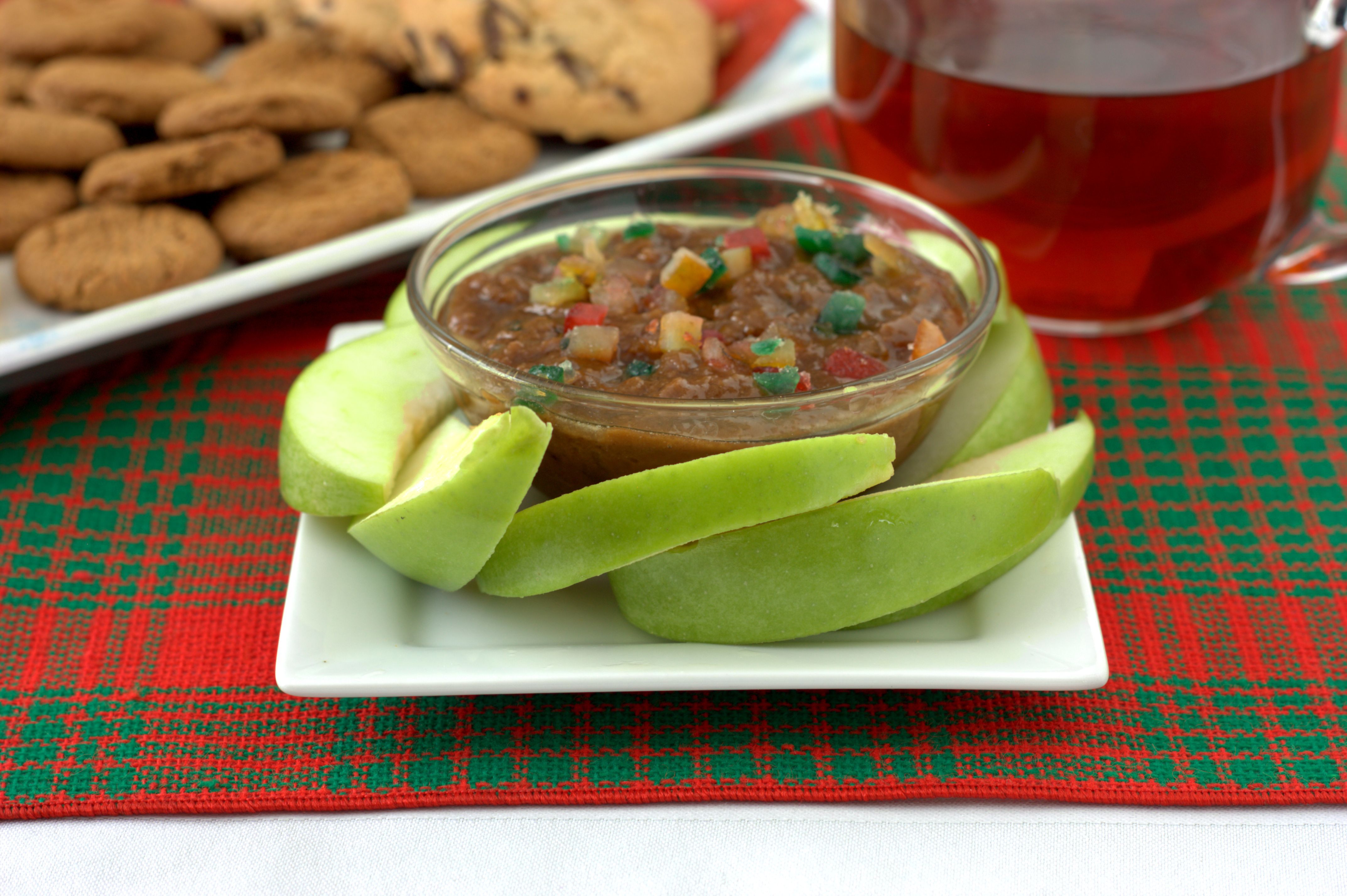 fruitcake cookie butter