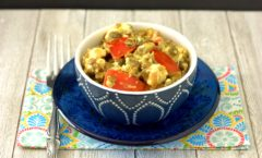 Madras Curry Lentils