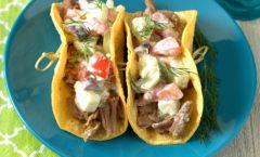 tzatziki tacos
