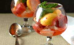 Strawberry Guava Compote