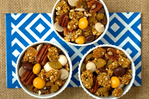 Fall Favorites Trail Mix