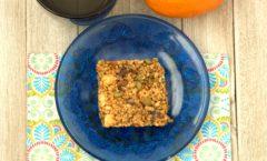 loaded PB granola bars