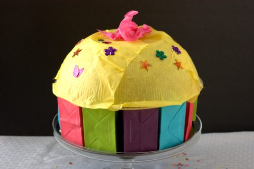 "Classroom Treat ""Giant Cupcake"""